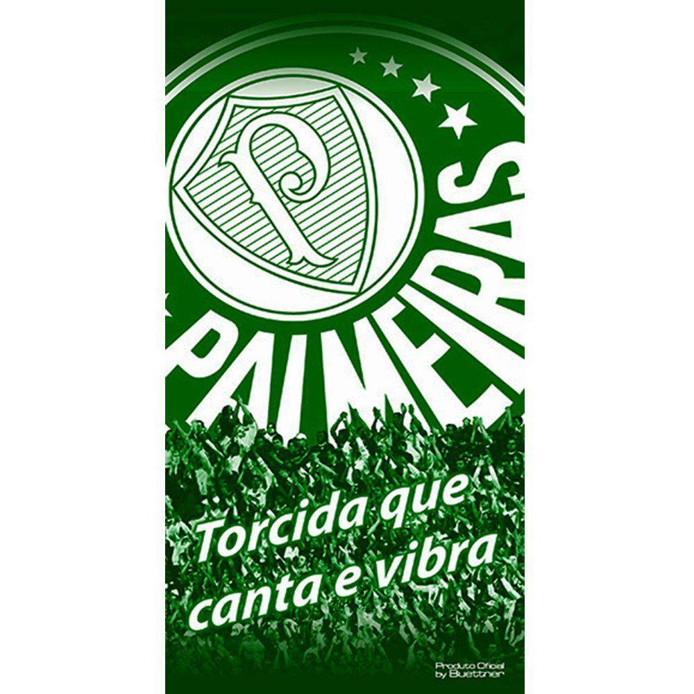 Toalha de Banho Aveludada Palmeiras - Buettner