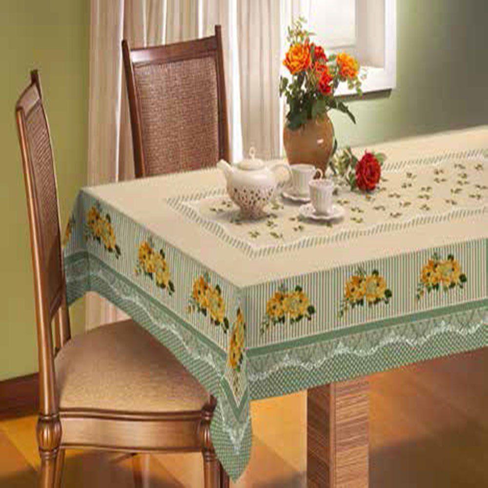 Toalha De Mesa Gourmet Rústica 1,40m x 2,10m Classic - Raner