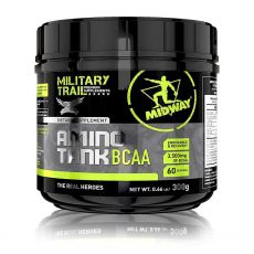 BCAA Tank 300g Military Trail - Midway Labs