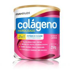 Colageno Hidrolisado 2 em 1 250g - Maxinutri