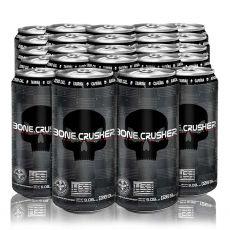 Combo 24x Bone Crusher Xtreme Energy 269ml - Black Skull