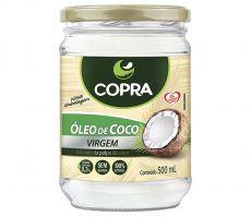 Óleo de Coco Virgem 500ml - Copra