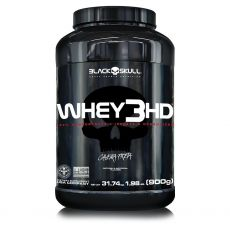 Whey 3HD Black Skull 900g
