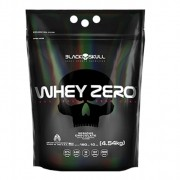 Whey Zero 4540g Black Skull