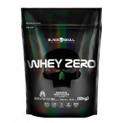 Whey Protein Zero Refil 2kg - Black Skull
