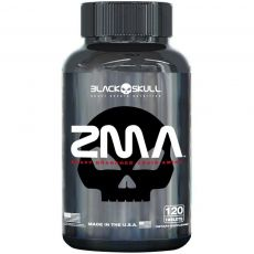 ZMA 120 Cápsulas - Black Skull
