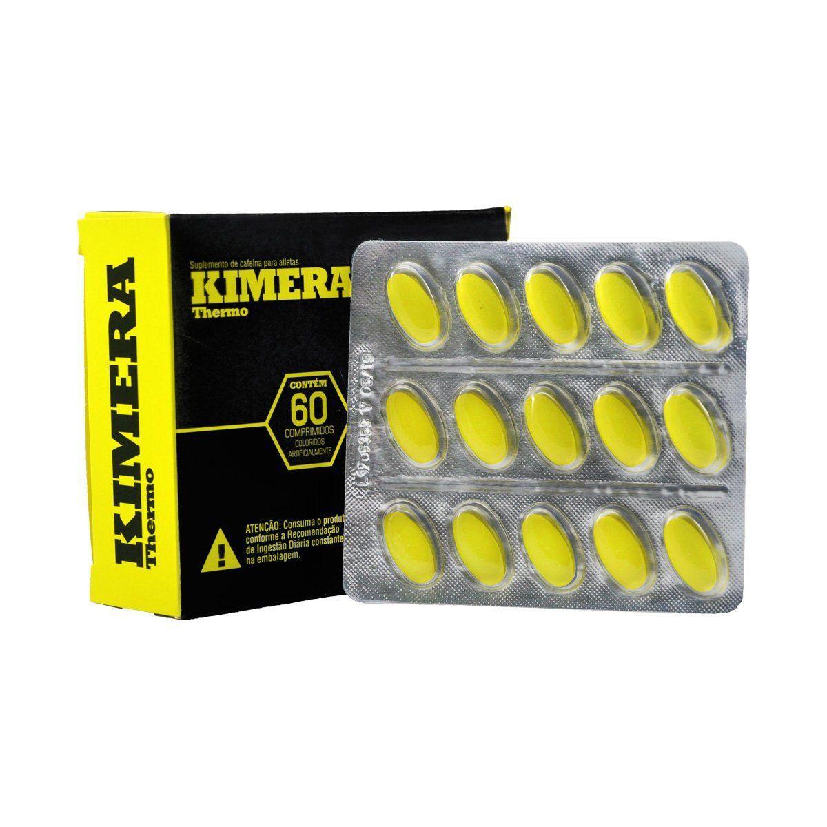 Termogênico Kimera 60 Comprimidos - Iridium Labs