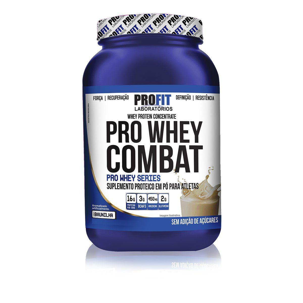 Pro Whey Combat 2kg - Profit