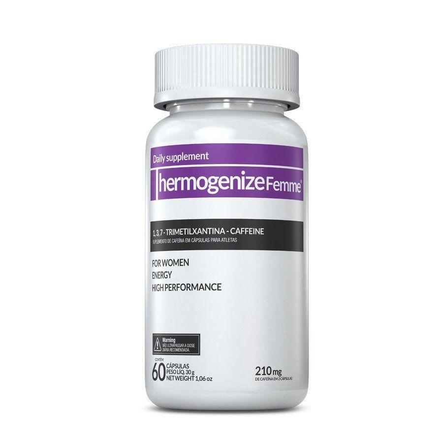 Thermogenize Femme 60 Cápsulas - Inove Nutrition