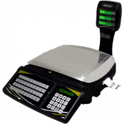Balança Etiquetadora Urano TOPMAX-SS 30/2 30Kg Wi-Fi INMETRO