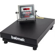 Balança Plataforma Balmak BK-300 300Kg Carbono INMETRO