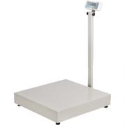 Balança Plataforma Marte LS500 501Kg 50x50cm c/ Coluna Serial INMETRO