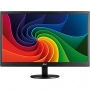 Monitor LED 15,6 pol. Widescreen AOC E1670SWU/WM