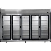 Refrigerador Expositor Auto Serviço 2375L Fricon ACFM 2375 PT 127V