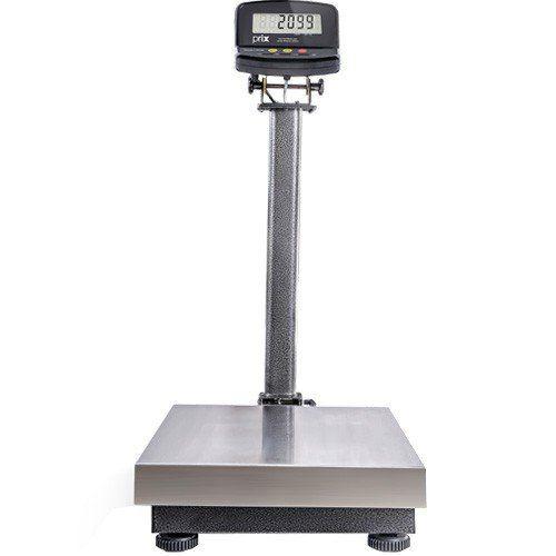 Balança de Bancada Toledo 2099 300Kg c/ Coluna 0,575m e Bateria INMETRO  - RW Automação