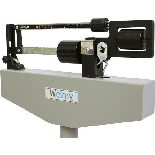 Balança Mecânica Plataforma Welmy 100 CH 150Kg INMETRO  - RW Automação