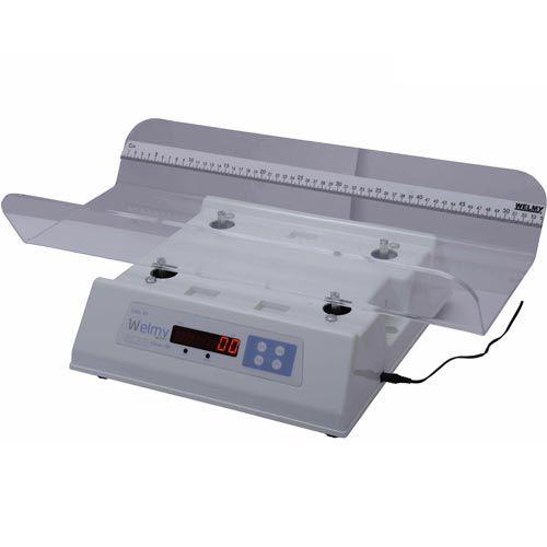Balança para Pesar Pessoas Welmy 109 E Baby 30Kg c/ Antropômetro INMETRO  - RW Automação