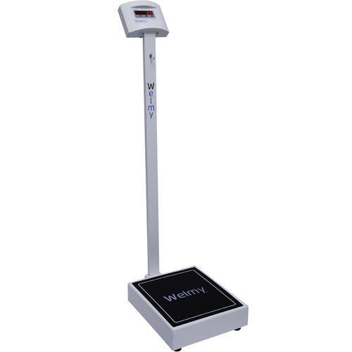 Balança para Pesar Pessoas Welmy W 200/100 200Kg INMETRO  - RW Automação