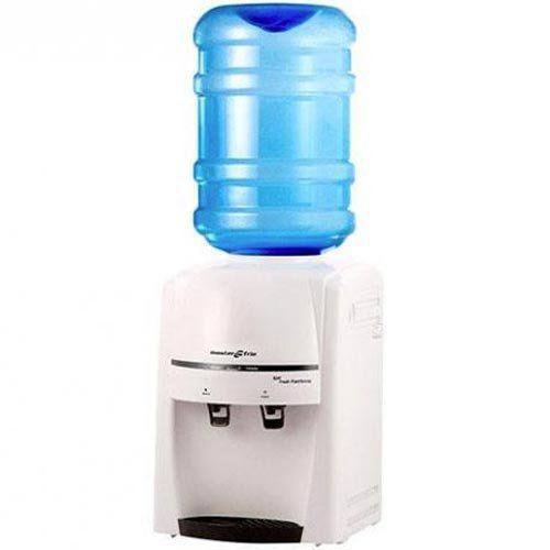 Bebedouro de Garrafão 1,7L Masterfrio New Fresh Eletrônico Branco Bivolt  - RW Automação