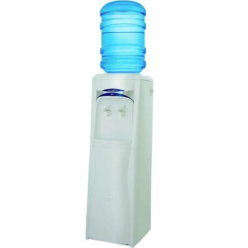 Bebedouro de Garrafão Coluna 2,3L Masterfrio Icy Compressor Branco 220V  - RW Automação