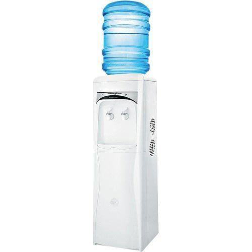 Bebedouro de Garrafão Coluna 2L Masterfrio Icy Eletronic Branco Bivolt  - RW Automação