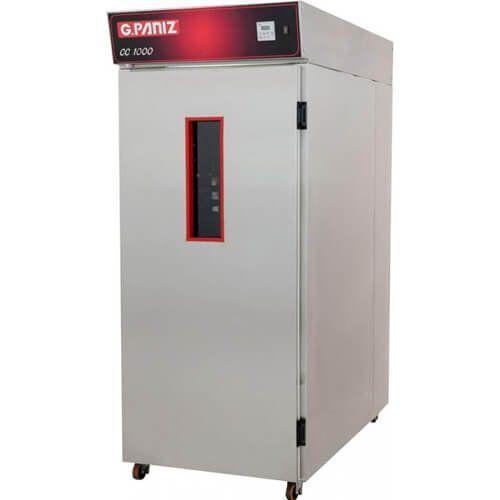 Câmara Climática 40 Bandejas G.Paniz CC-1000 127V  - RW Automação