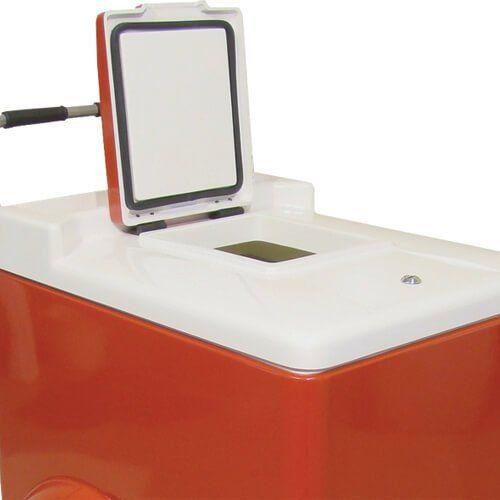 Carrinho Térmico para Sorvete WCS - Warm  - RW Automação