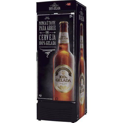 Cervejeira 431L Fricon VCFC 431 C 127V  - RW Automação