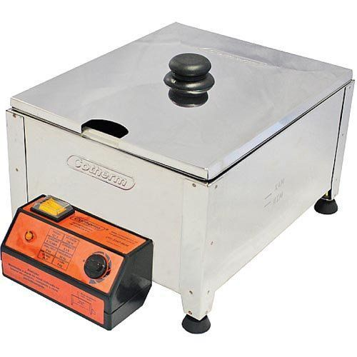 Derretedeira de Chocolate 1 Cuba 5 Kg Cotherm 127V  - RW Automação