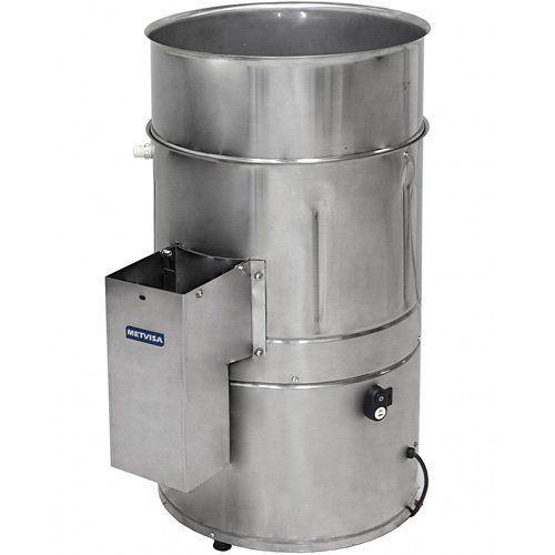 Descascador de Alho Inox 6kg Metvisa DBCA.6 127V  - RW Automação