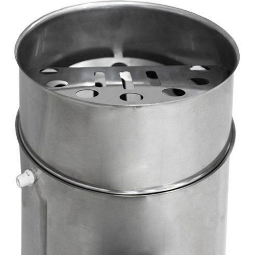Descascador de Cebola Inox 10kg Metvisa DBCA.10 220V  - RW Automação