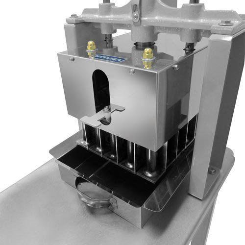 Divisora de Massas Quadrada 1,5kg c/ Cavalete Metvisa DPC.36  - RW Automação