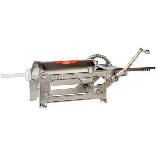 Ensacadeira de Linguiças 5kg E-8 - CAF Máquinas  - RW Automação