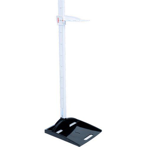 Estadiômetro Portátil de Chão 2,10m Welmy Branco  - RW Automação