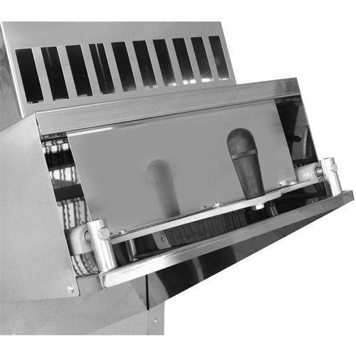 Fatiadeira de Pão Metvisa FP.12 Bivolt  - RW Automação