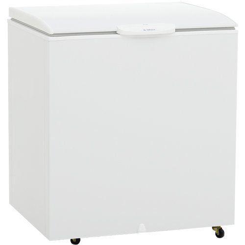 Freezer Dupla Ação Horizontal 220L Gelopar GHBS-220 BR 127V  - RW Automação