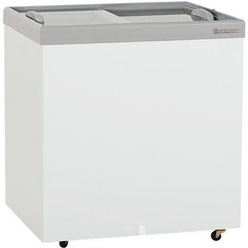 Freezer Dupla Ação Horizontal 220L Gelopar GHDE-220 CZ 127V  - RW Automação