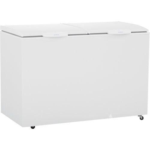 Freezer Dupla Ação Horizontal 410L Gelopar GHBS-410 BR 127V  - RW Automação