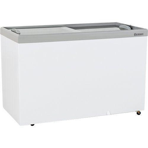 Freezer Dupla Ação Horizontal 410L Gelopar GHDE-410 CZ 127V  - RW Automação