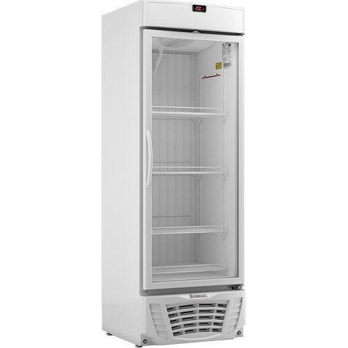 Freezer Expositor Vertical 450L Gelopar Esmeralda GLDF-450 BR 220V  - RW Automação