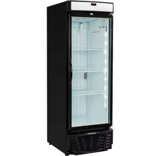 Freezer Expositor Vertical 450L Gelopar Esmeralda GLDF-450 PR 220V  - RW Automação