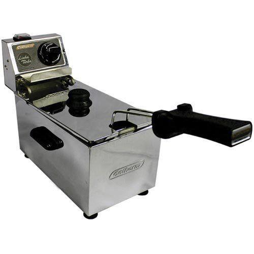 Fritadeira Elétrica 1 Cuba Inox 3L Cotherm Turbo 220V  - RW Automação