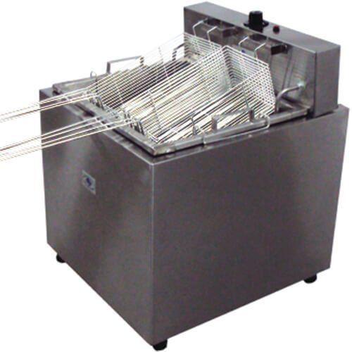 Fritadeira Elétrica Água e Óleo 1 Cuba FTM - IBET  - RW Automação