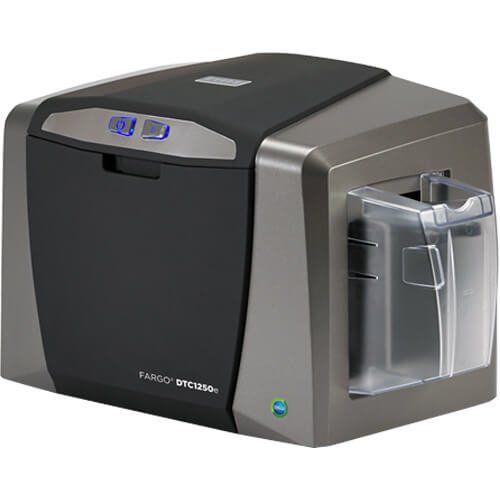 Impressora de Cartão PVC HID Fargo DTC1250e  - RW Automação