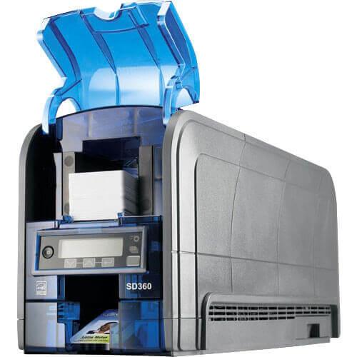 Impressora de Crachás SD360 - Datacard  - RW Automação
