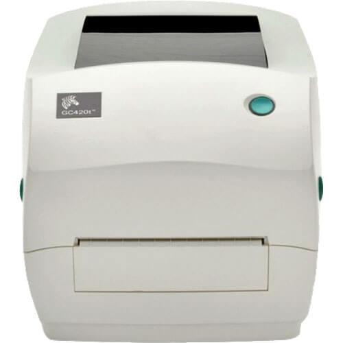 Impressora de Etiquetas Zebra GC420t  - RW Automação