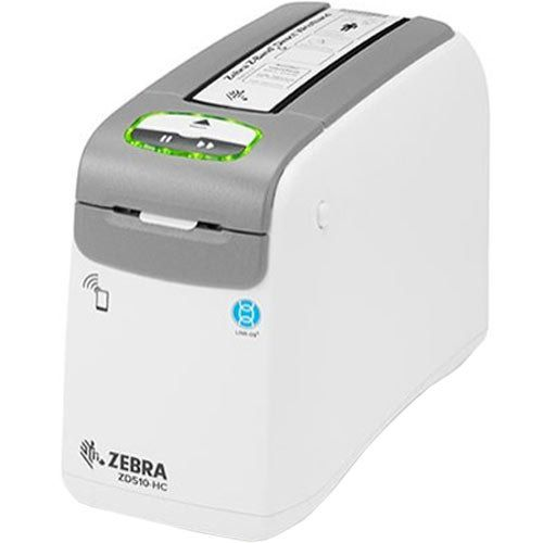 Impressora de Pulseiras Zebra ZD510-HC  - RW Automação