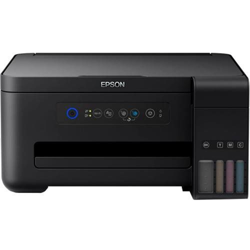 Impressora Multifuncional Epson EcoTank L4150 Jato de Tinta USB / Wi-Fi  - RW Automação