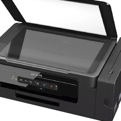 Impressora Multifuncional Epson EcoTank L396 Jato de Tinta USB / Wi-Fi  - RW Automação