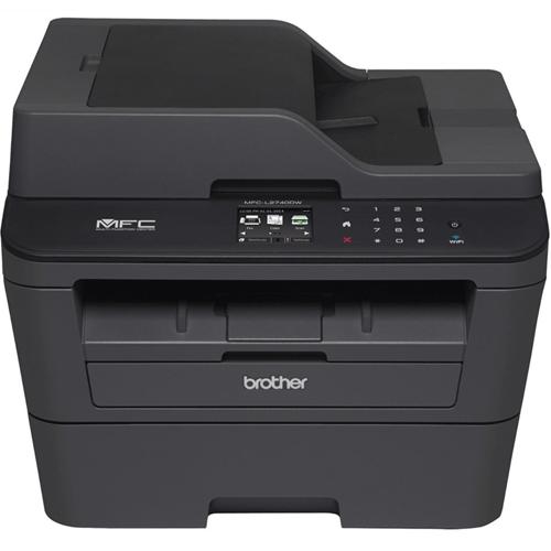 Impressora Multifuncional Laser Brother MFC-L2740DW USB / Wi-Fi  - RW Automação